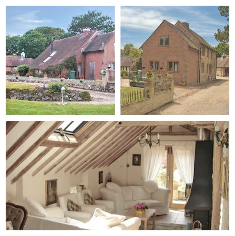 UK holidays inspired by books - The Oast House is the perfect base for Winnie the Pooh adventures