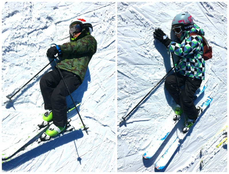 Tiredness on the slopes
