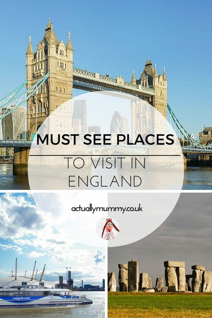 Travel: 36 Great places to visit in England