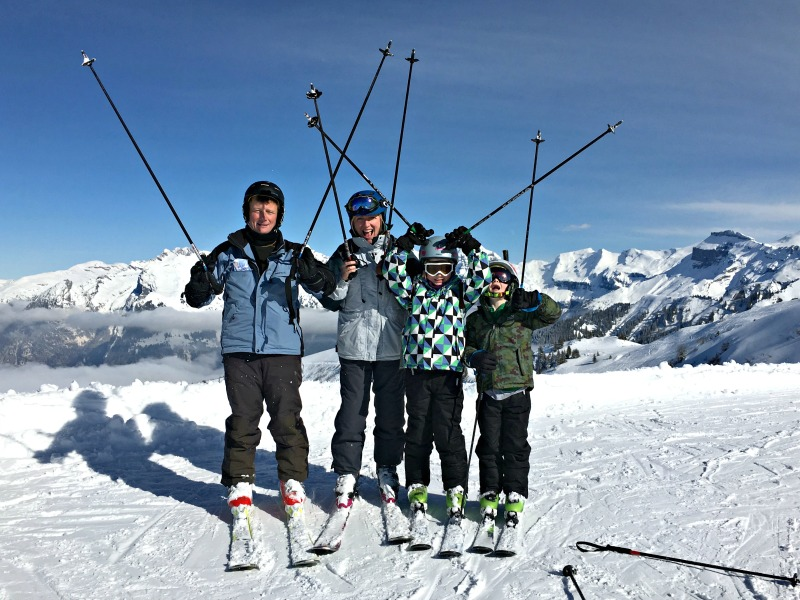 Travel: Les Carroz – A Relaxed Family Ski Resort in the French Alps