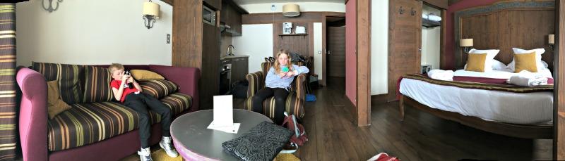 Hameau du Kashmir 2 bed apartment