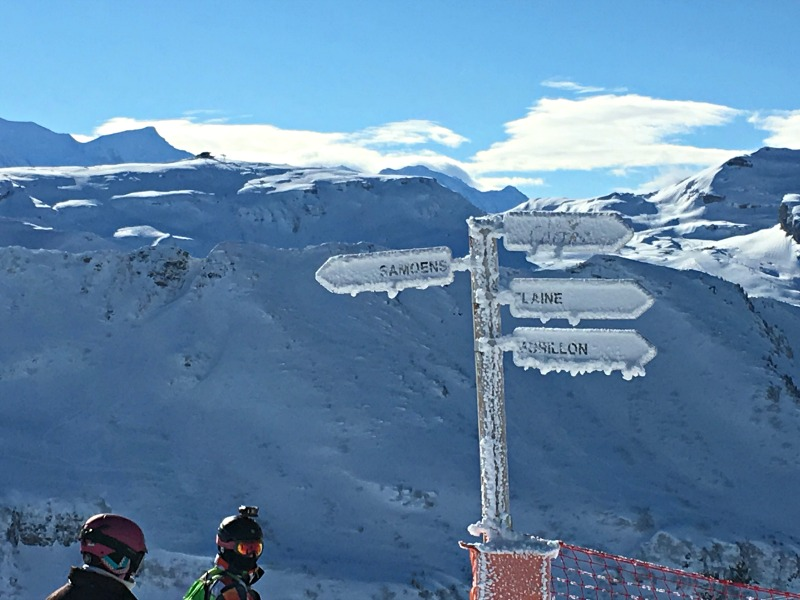 Family ski resort in the French Alps - Les Carroz d'Araches has enough variety to satisfy everyone
