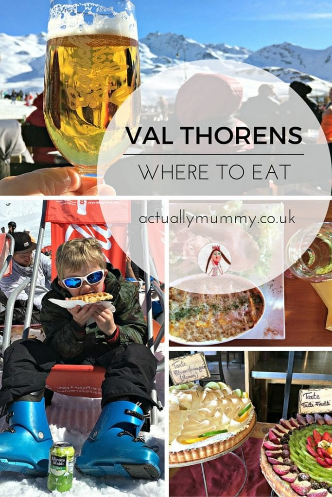 We check out the best places to eat in Val Thorens for food, sun, and service