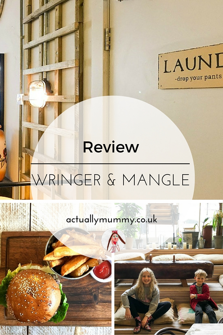 Wringer and Mangle in London - review
