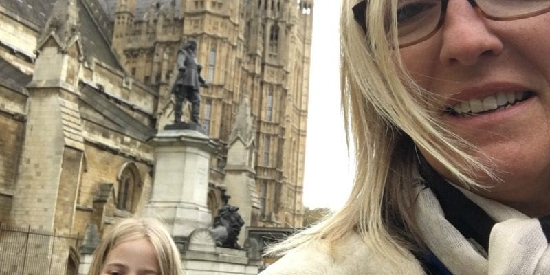 Rattling the Cages of Parliament for Type 1 Diabetes #Type1Catalyst