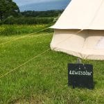 Old Bidlake Farm – proper camping, without the hassle