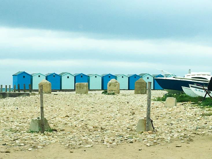 Charmouth Beach Huts
