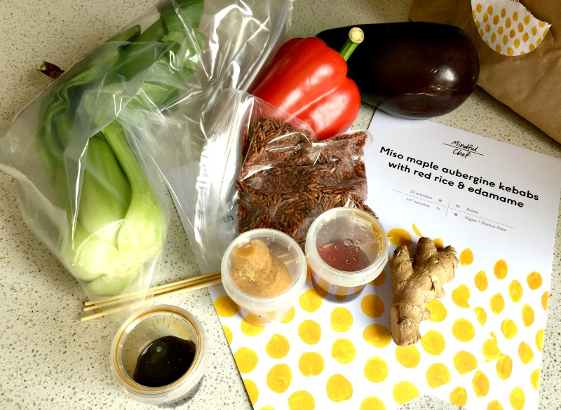 Mindful chef review healthy recipe box meals actually mummy mindful chef recipe box review a box zingy with fresh vegetables and seasonings forumfinder Image collections