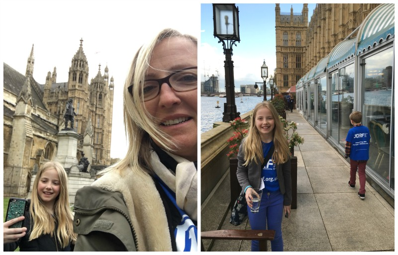 Rattling the cages of parliament: how the type 1 diabetes community will achieve more attention, more funding, and more progress towards a cure #type1catalyst