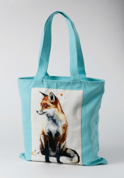 This gorgeous tote bag from Sarah Stokes is the perfect gift for girlfriends