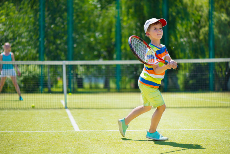 Why Kids are a Chip off the Old Block in Sport