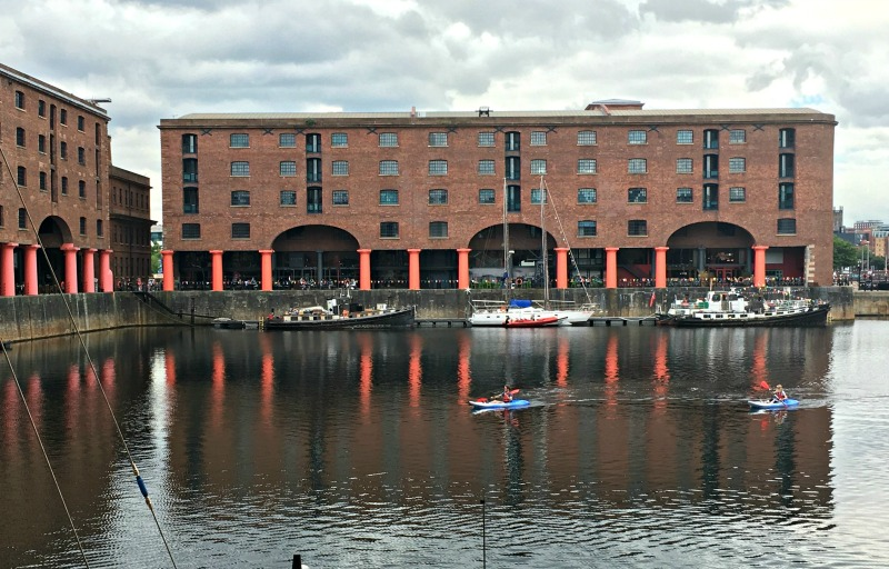 Albert Dock Kayaks