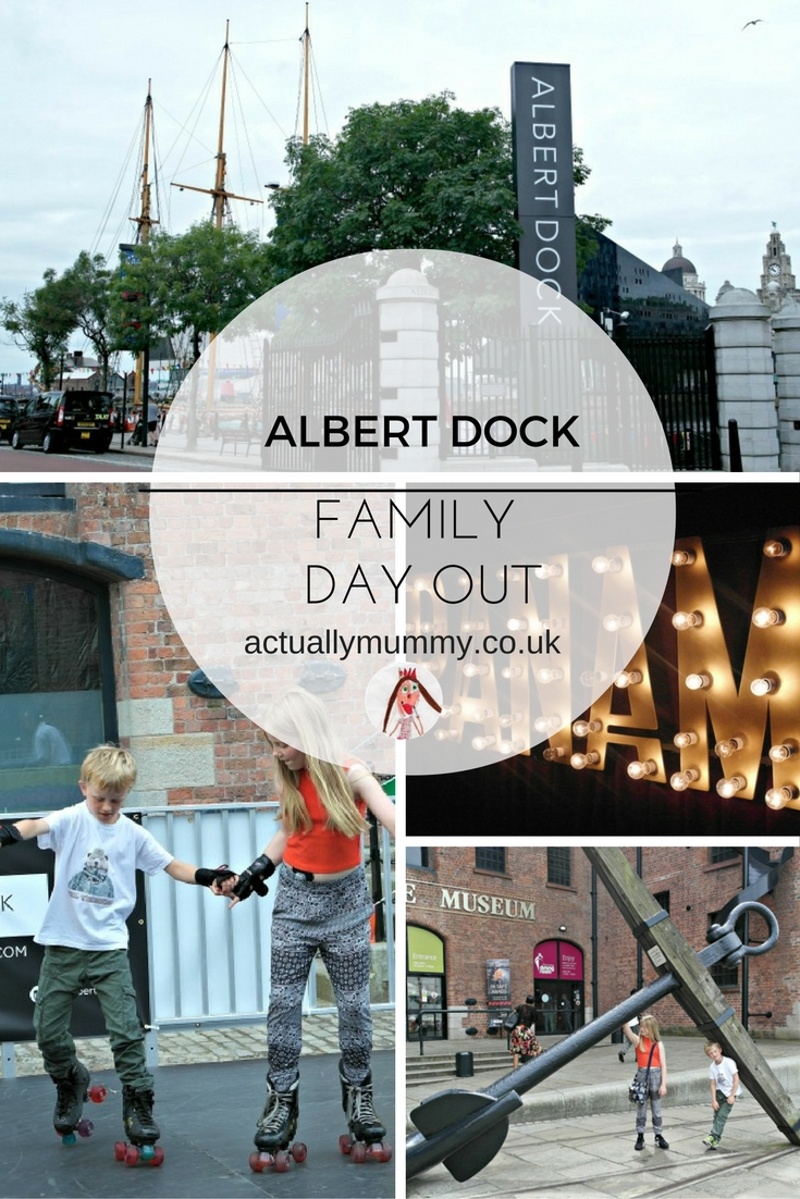 A day out at the Albert Dock in Liverpool is brilliant fun for the whole family
