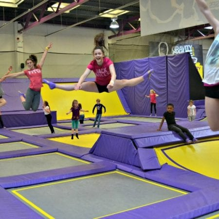 Gravity Force: Why Trampolining is the new Clubbing
