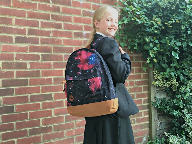 Making sure you get the right school bag is an essential part of uniform shopping