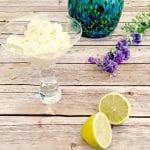 Zesty Lemon Meringue Ice Cream (recipe)
