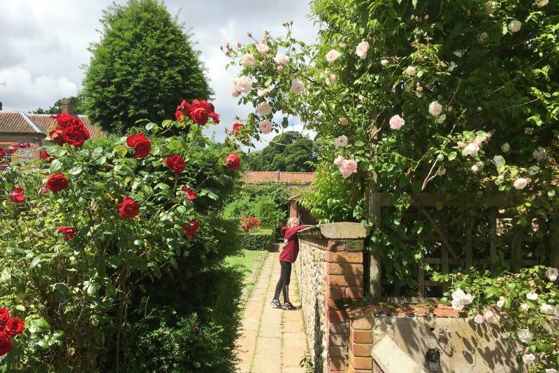 West Lexham Garden