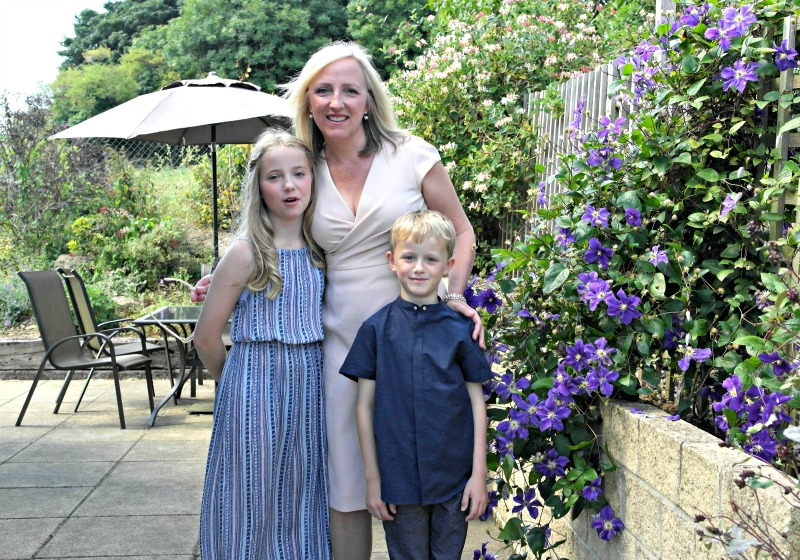 The garden at Poppy Lodge
