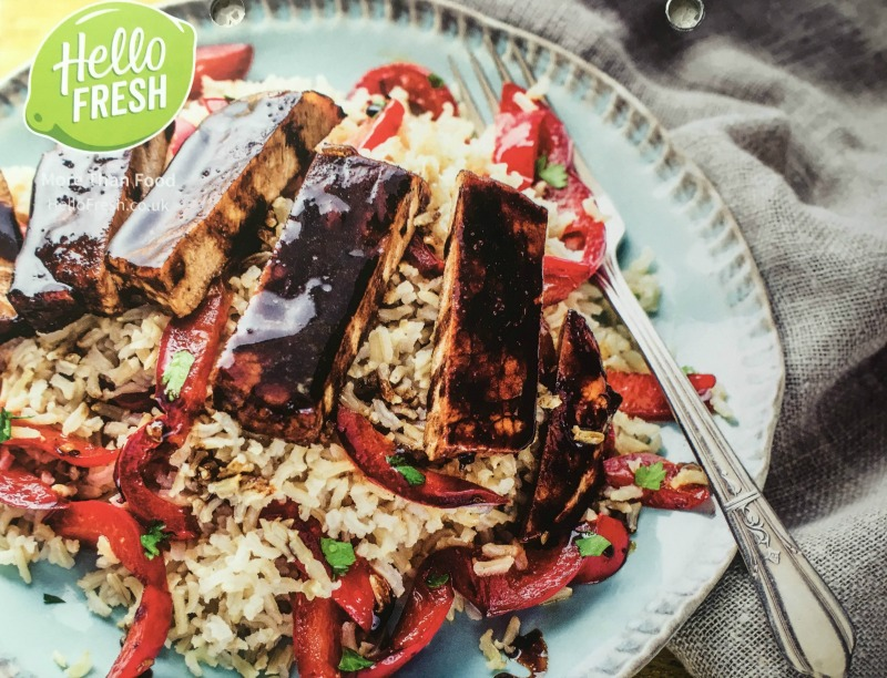 The Hello Fresh recipe box is tempting, and offers some very realistic family meal options