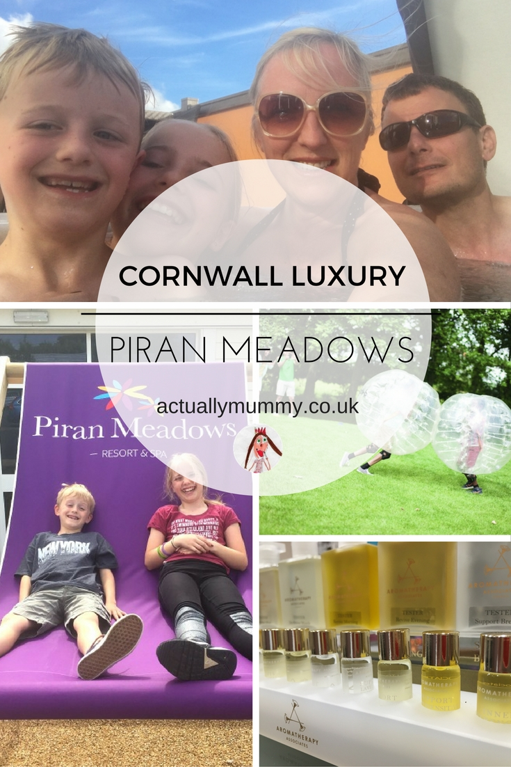 A review of our stay at luxury holiday park Piran Meadows in Cornwall