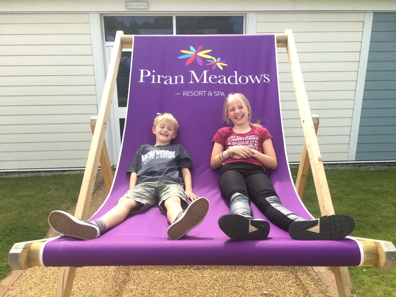 Piran Meadows resort and spa is a wonderful mix of family fun activities, and complete relaxation