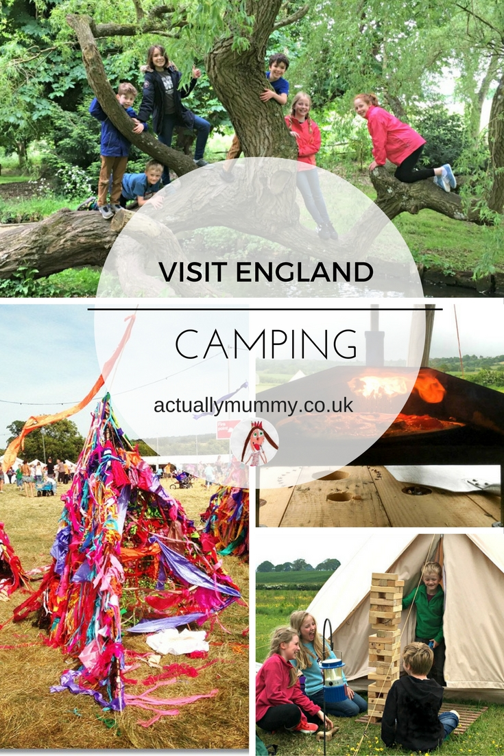I spent one night under canvas, forty years ago, and then never camped again. Until I fell in love recently. Here's why...