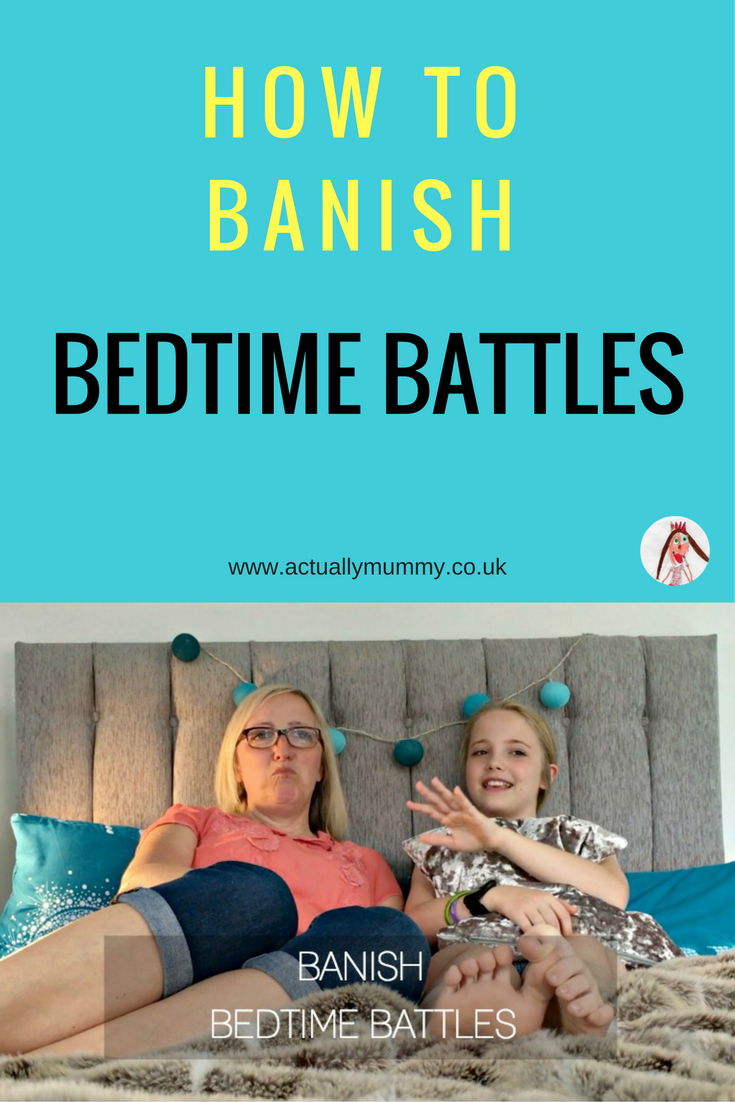 Over the years I've had my fair share of bedtime battles with my strong-willed daughter. Here are some of the antics she got up to, and how we eventually resolved them...