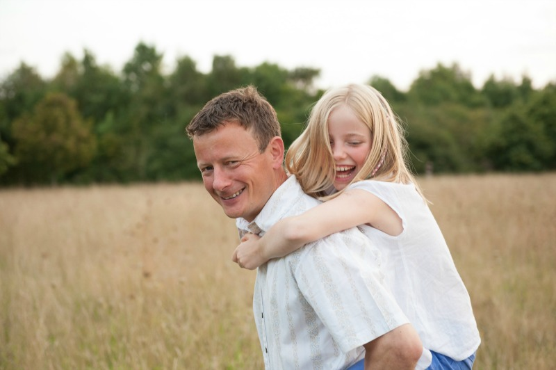 Daddy's Girl: How a Father's Support can Help a Girl Achieve her Dreams