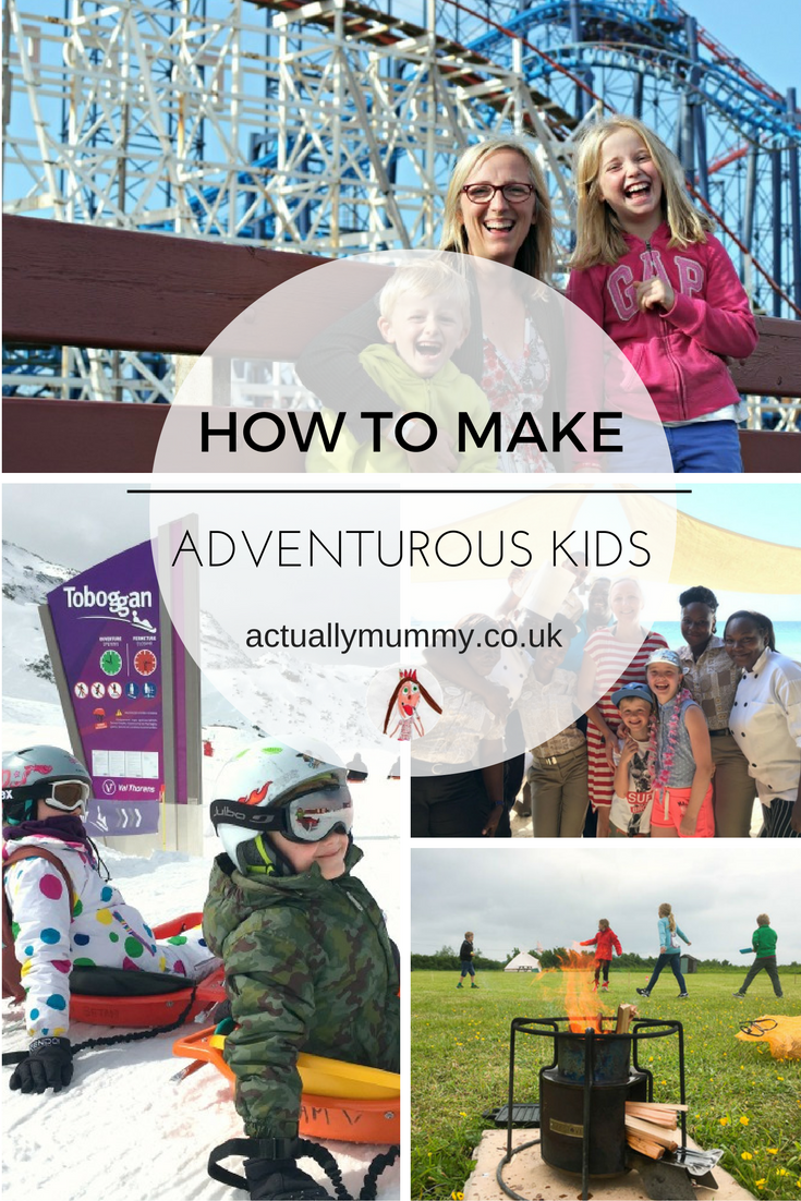 Were you big travellers before you started a family? Click through to see tips on making sure your kids are as up for it as you are! We worried that our travelling days would be much more subdued once we had children, but it's been far from the truth. Here's how we've made adventurous kids, and how you can too!