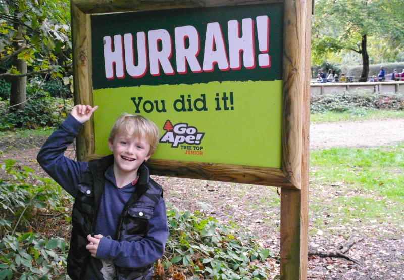 Family Days Out: What to Expect at Go Ape