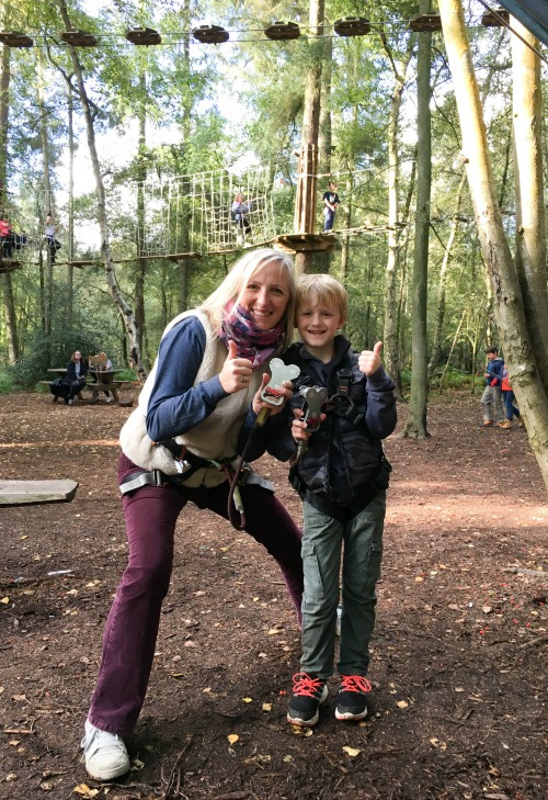 Go Ape: a brilliant family day out in beautiful forest parks
