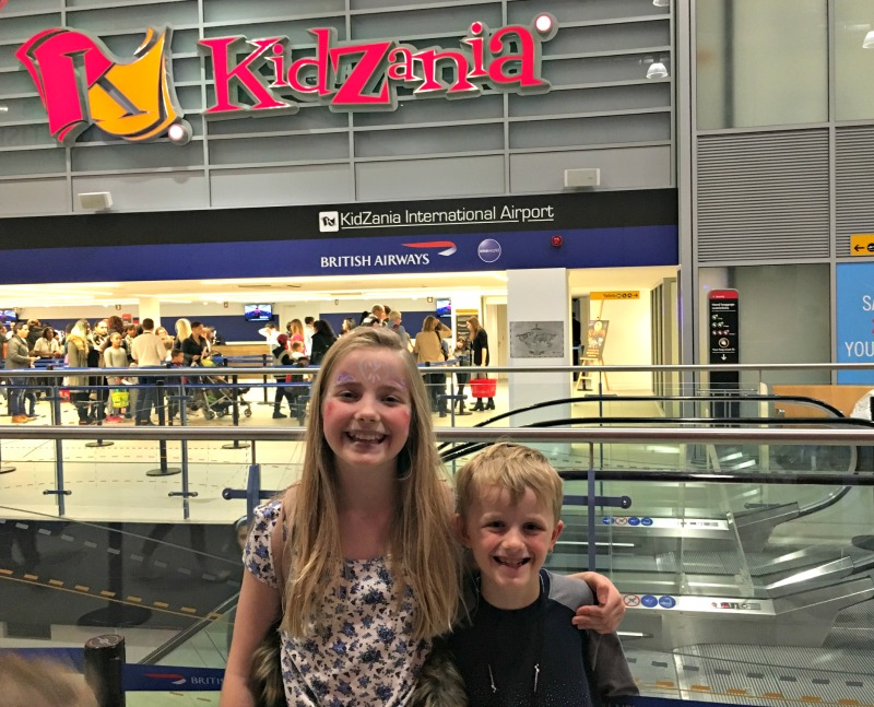 Kidzania London – where Kids Grow Up