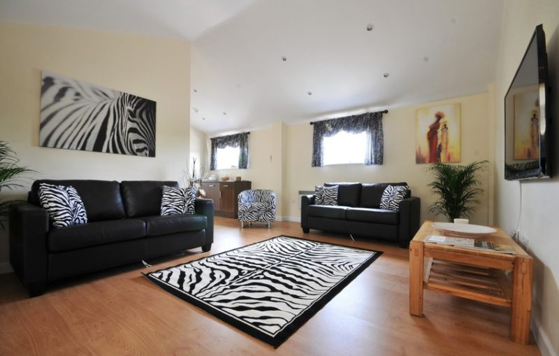 After your meet the meerkats experience you can 'snooze at the zoo' in these gorgeous apartments!