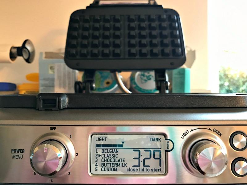 Sage Smart Waffle Maker review