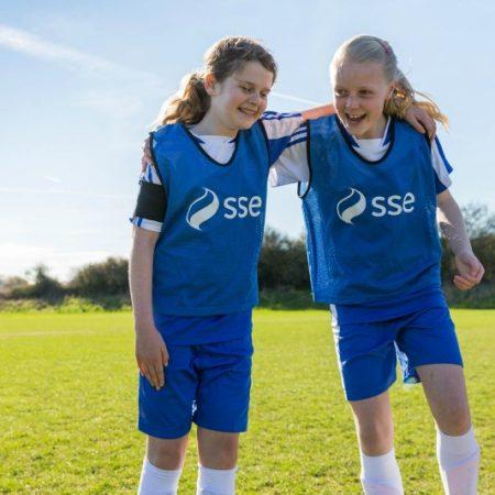 Creating Confident Women through Football