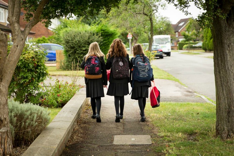 Thoughts of a Secondary School Parent
