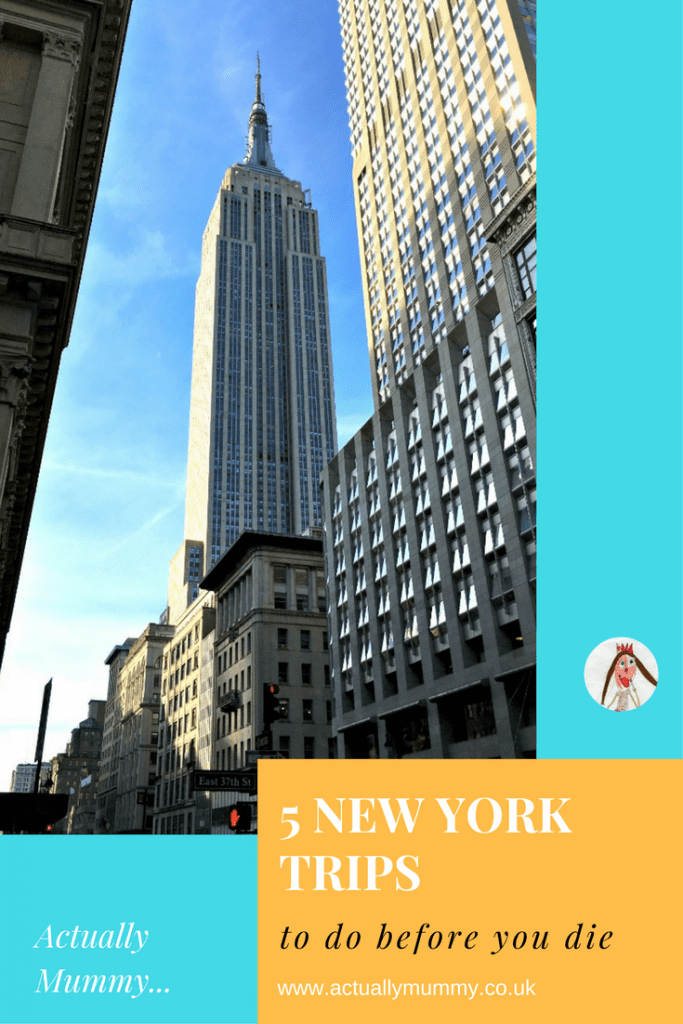 There's not just 1 New York Trip Here are 5 different New York trips you have to take during your lifetime.
