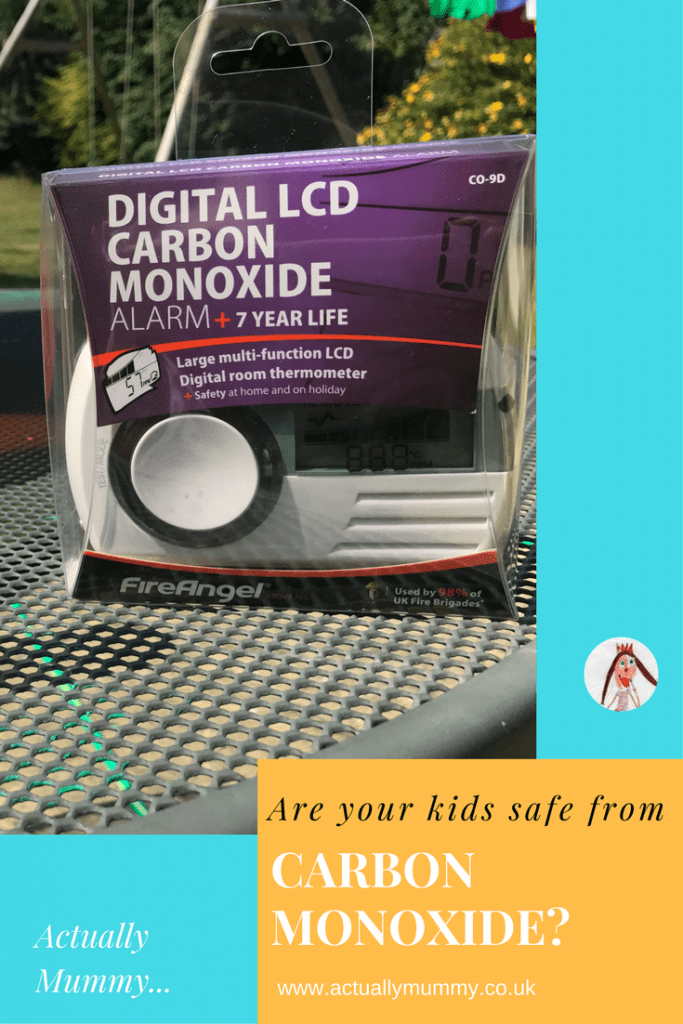 It's a no brainer! Make sure your family is safe from Carbon Monoxide poisoning when you're on holiday. Click through to read more about the risks.