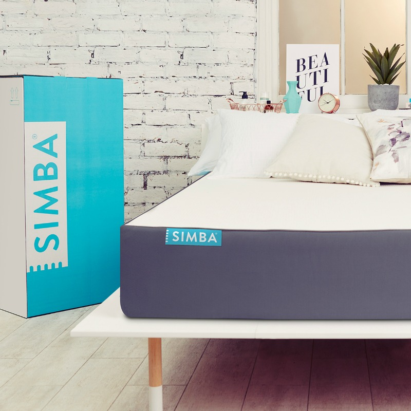 How to Get a Better Night's Sleep – £50 off a Simba Mattress