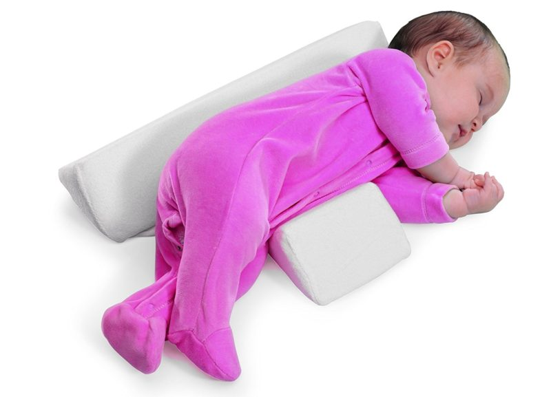 Why I Used A Sleep Positioner For My Baby Actually Mummy