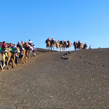 Travel: Volcanoes in Lanzarote – or the Best Day Ever!