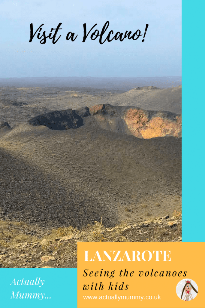 Visiting the volcanoes of Lanzarote with kids is quite simply a must-do adventure, especially if you have children learning about volcanoes at school. It's one of the most stunning things you'll ever see. Click the link to find out why.